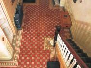 Original Style - Victorian Floor Tiles - Arundel pattern with modified Bronte border